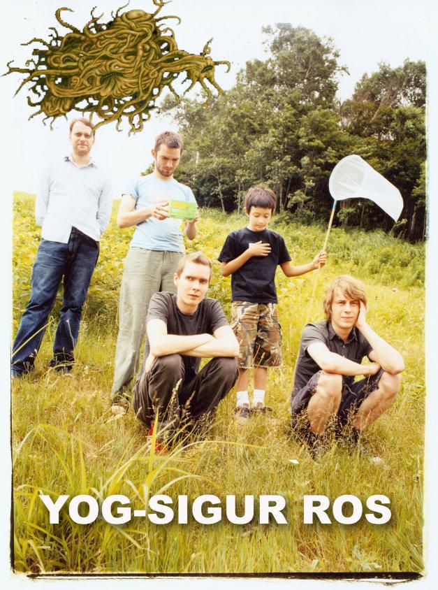 YOG-SIGUR RÓS