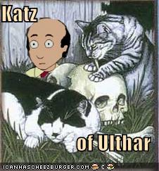 KATZ OF ULTHAR